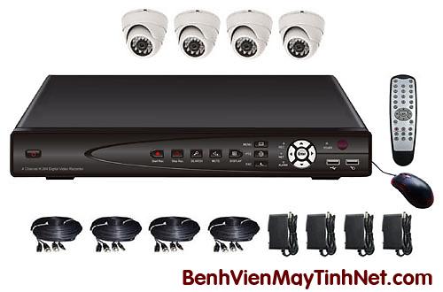 Camera Analog - BenhVienMayTinhNet.com