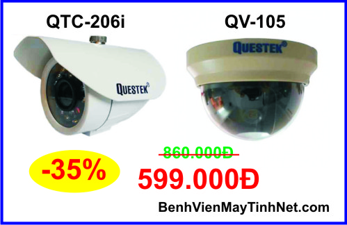 Camera gia re QTC-206i - QV-105