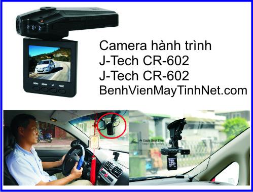 Camera hanh trinh - camera o to xe tai 2