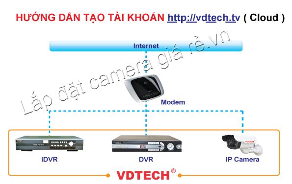 Huong dan tao tai khoan VDTech Cloud 1