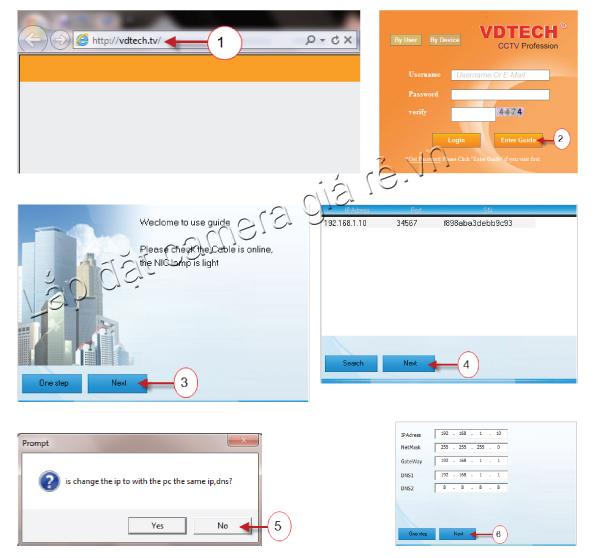 Huong dan tao tai khoan VDTech Cloud 2