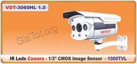 Camera VDT - 3060HL 1000 TVL
