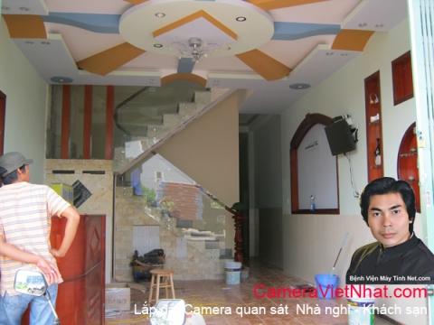 Lap dat camera quan sat gia re - Camera Khach san nha nghi (10)
