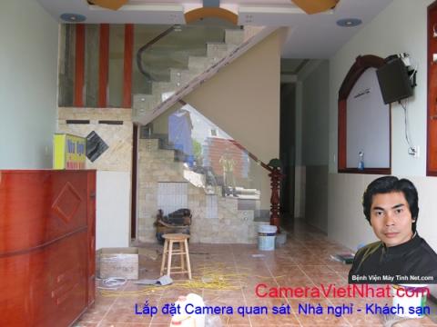 Lap dat camera quan sat gia re - Camera Khach san nha nghi (12)