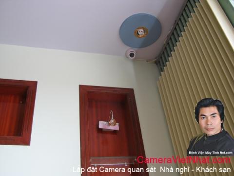 Lap dat camera quan sat gia re - Camera Khach san nha nghi (13)
