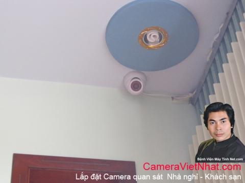 Lap dat camera quan sat gia re - Camera Khach san nha nghi (14)