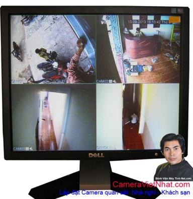 Lap dat camera quan sat gia re - Camera Khach san nha nghi (15)