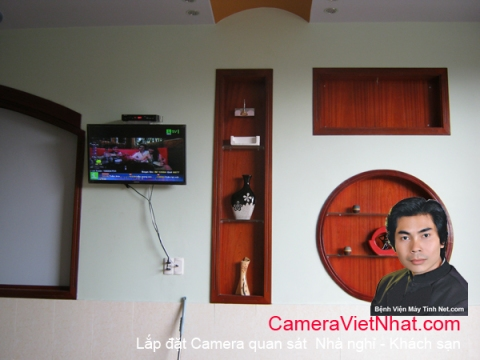 Lap dat camera quan sat gia re - Camera Khach san nha nghi (16)