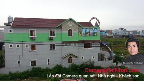 Lap dat camera quan sat gia re - Camera Khach san nha nghi (3)