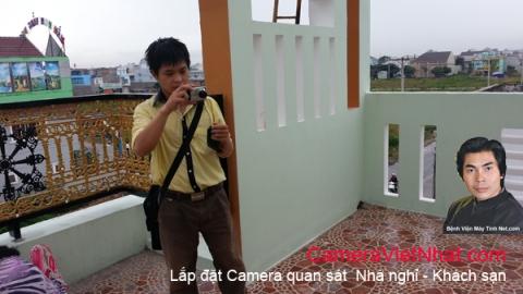 Lap dat camera quan sat gia re - Camera Khach san nha nghi (4)