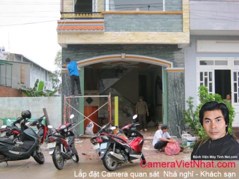 Lap dat camera quan sat gia re - Camera Khach san nha nghi (7)