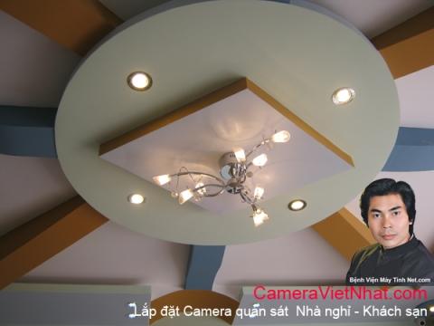 Lap dat camera quan sat gia re - Camera Khach san nha nghi (8)