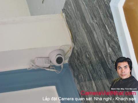 Lap dat camera quan sat gia re - Camera Khach san nha nghi (9)