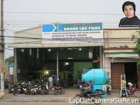 lap dat camera quan sat tai Thuan an Binh Duong (1)